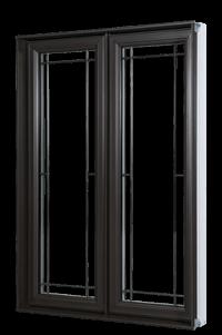 Fenêtre de la collection Prestige- Type Battant - Groupe Royalty