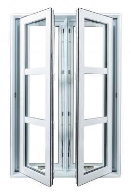 Fenêtre de la collection Urbain - Type Battant - Groupe Royalty