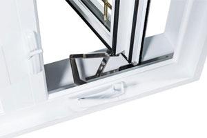 Fenêtre - Entretien facile en acier inoxydable - Groupe Royalty